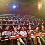 FF2012 Drawn and Quartered audience